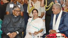 Indien Gouverneur von Westbengalen Jagdeep Dhankhar