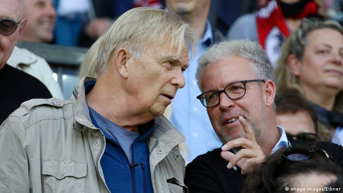 Fußball | SC Freiburg | Volker Finke | Hanno Franke