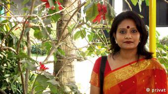 DW-Mitarbeiterin Shamima Nasrin