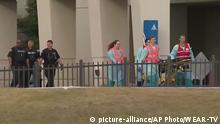 USA Schißerei in der Marineluftstation Pensacola