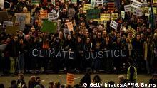 UN-Klimakonferenz 2019   Cop25 in Madrid, Spanien   Protestmarsch