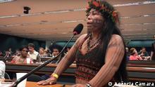 Brasilien Alessandra Korap Munduruku, indigene Aktivistin