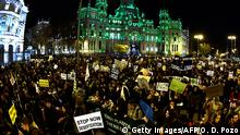 Spanien Klimastreik COP25 in Madrid