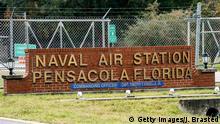USA Pensacola Schießerei auf Marineflughafen