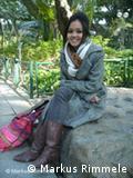 22岁的大学生Christina Chan