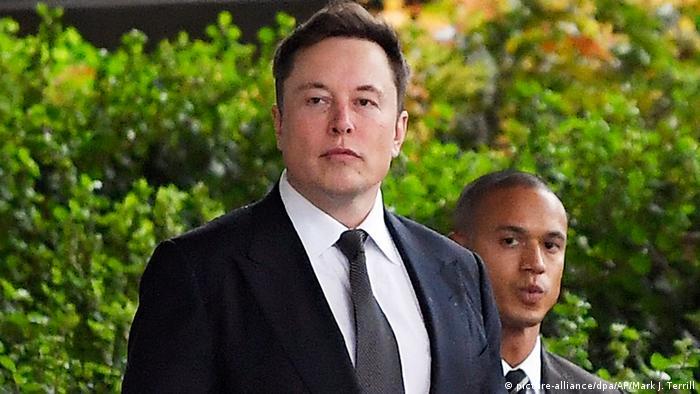 Elon Musk (picture-alliance/dpa/AP/Mark J. Terrill)