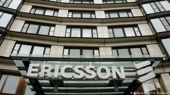 Schweden Hauptsitz der Ericsson-Gruppe, Stockholm (Getty Images/AFP/J. Ekstromer)