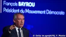 Frankreich Francois Bayrou