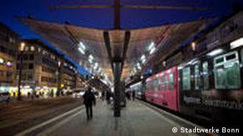 Haltestelle Bonn