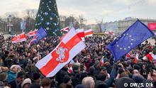 Proteste gegen Integration mit Russland