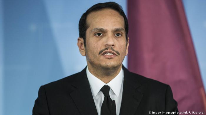 Mohammed bin Abdulrahman bin Jassim Al-Thani Außenminster von Katar