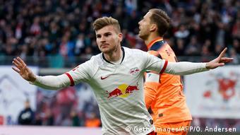 Bundesliga RB Leipzig gegen TSG Hoffenheim