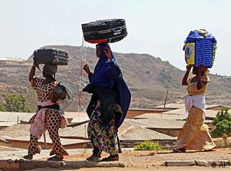 Žene u Nigeriji beže od teškog života i često nasedaju na lažna obećanja