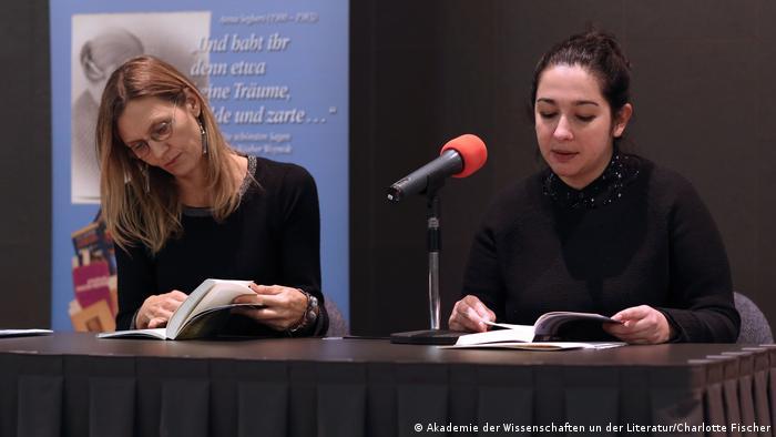 Anna-Seghers Preis 2019 (Akademie der Wissenschaften un der Literatur/Charlotte Fischer)