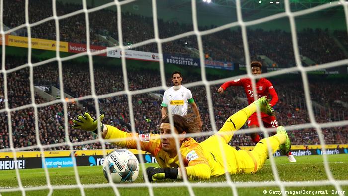 Borussia Monchengladbach Back For Good After Bayern Comeback Sports German Football And Major International Sports News Dw 07 12 2019