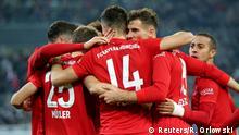 Bundesliga Borussia Mönchengladbach gegen Bayern München