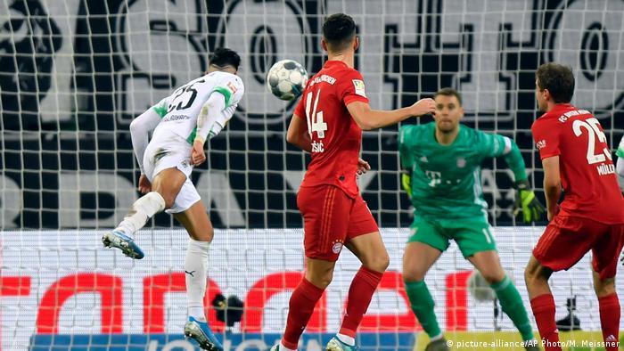 Liveticker: Borussia Mönchengladbach - FC Bayern