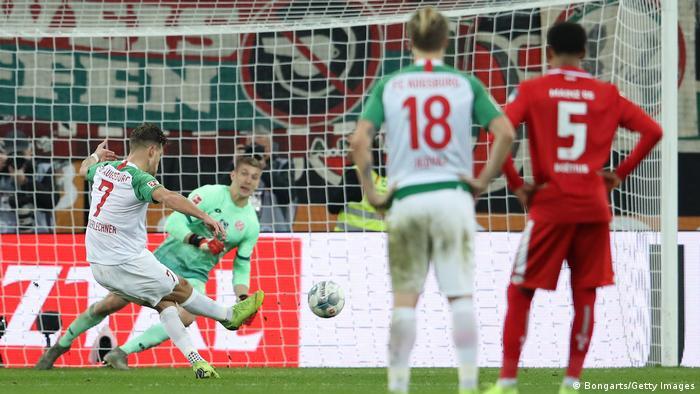 Fußball Bundesliga FC Augsburg - Mainz 05 (Bongarts/Getty Images)
