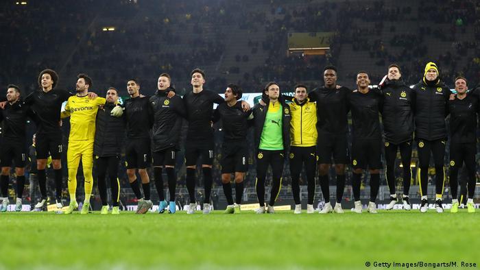 Fußball Bundesliga Borussia Dortmund - Fortuna Düsseldorf (Getty Images/Bongarts/M. Rose)