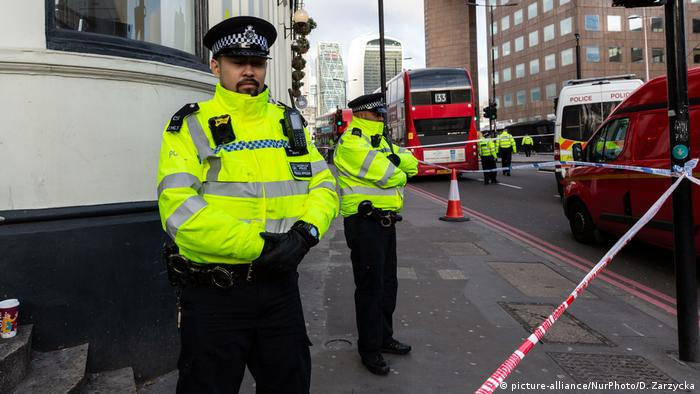 After three days of investigation London Bridge remains closed (picture-alliance/NurPhoto/D. Zarzycka)