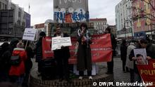 Deutschland Demonstration in Berlin (DW/M. Behrouzfaghani )
