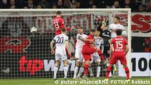 1. Bundesliga | Bayer 04 Leverkusen v FC Schalke 04 | Tor (1:0)