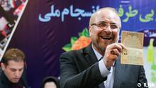 Iran Ghalibaf Mohammad Bagher ehemaliger Bürgermiester in Teheran
