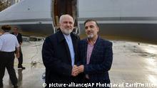 Gefangenenaustausch USA und Iran Mohammad Javad Zarif und Massoud Soleimani
