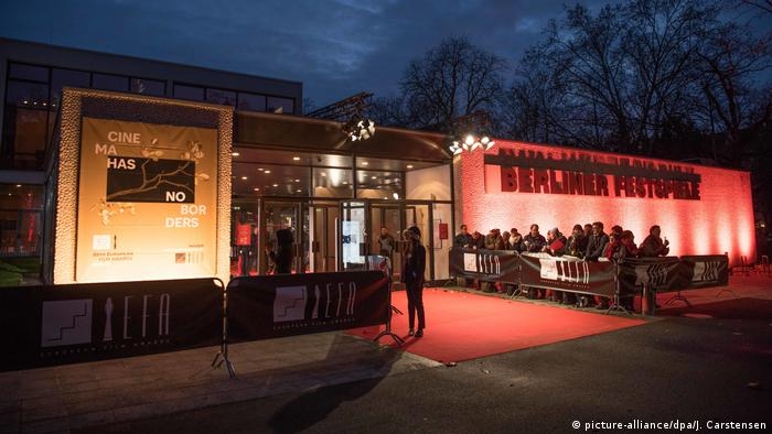 European Film Awards red carpet in 2019
