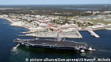 USA Tödliches Pensacola-Marineschießerei