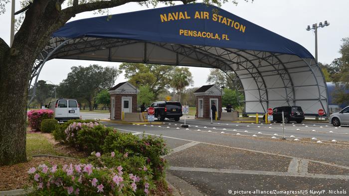 База ВМС США в Пенсаколе, штат Флорида