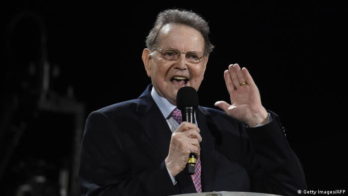 Nigeria Reinhard Bonnke (Getty Images/AFP)
