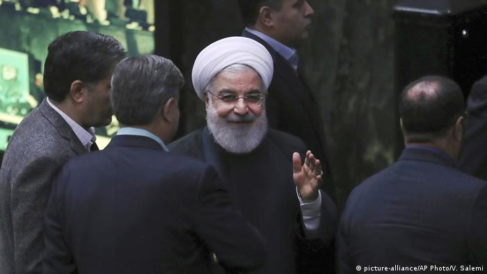 Iran | Präsident Hassan Rohani