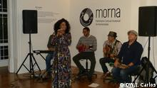 Kap Verde Kulturzentrum Nancy Vieira