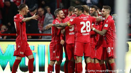 Union Berlin - Cologne (Getty Images/Bongarts/M. Hitij)
