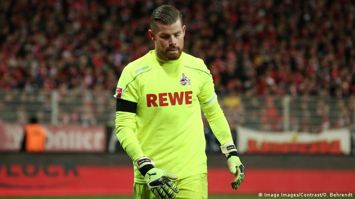 Cologne keeper Timo Horn