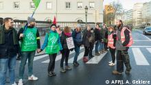 Belgien Klimaprotest 'United for Climate' in Brüssel