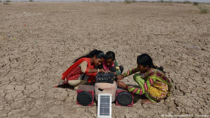 Indien Energie 2017 | Solarenergie in Gujarat