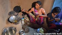 Indien Energie | Kochen ohne Elektrizität in Nisarpura