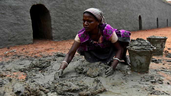 Indien Energie | Kochen ohne Elektrizität in Parganas (Reuters/R. Roy)