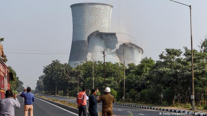 Indien Energie | Unglück Gujarat State Thermal Power Station