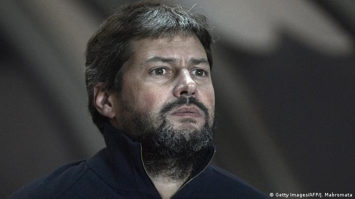 El dirigente del club de fútbol San Lorenzo ya fue candidato a jefe de Gobierno de la ciudad, lo que significó su ingreso formal a la política este año.
