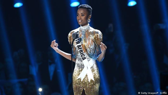 USA Wahl Miss Universe 2019 | Siegerin Zozibini Tunzi, Südafrika