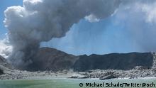 Neuseeland Vulkanausbruch Whakaari, White Island