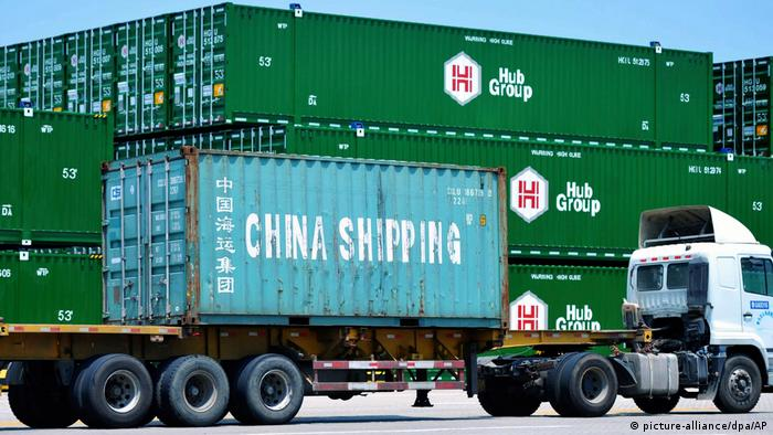 China Container (picture-alliance/dpa/AP)