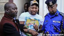 Kenia Mike Mbuvi Sonko Verhaftet