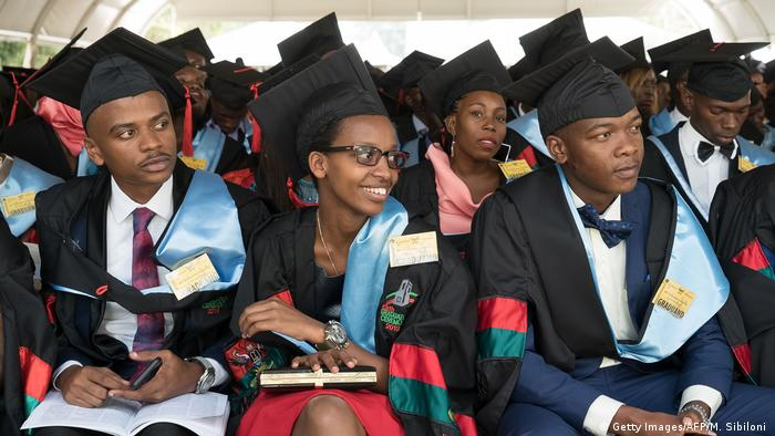 Makerere students (Getty Images/AFP/M. Sibiloni )