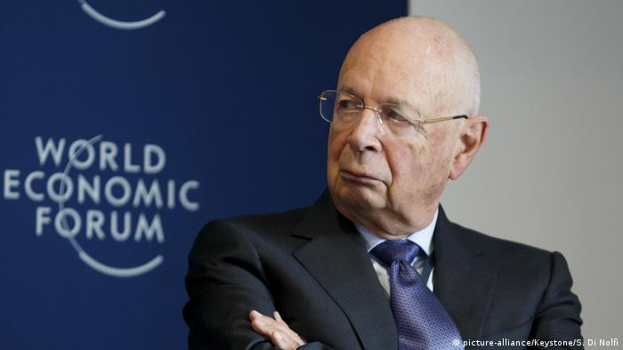 Pendiri World Economic Forum Davos, Klaus Schwab