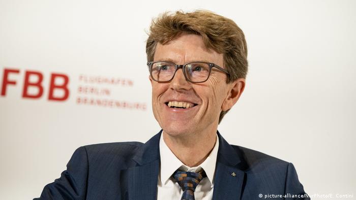 Engelbert Lütke Daldrup, CEO of FBB