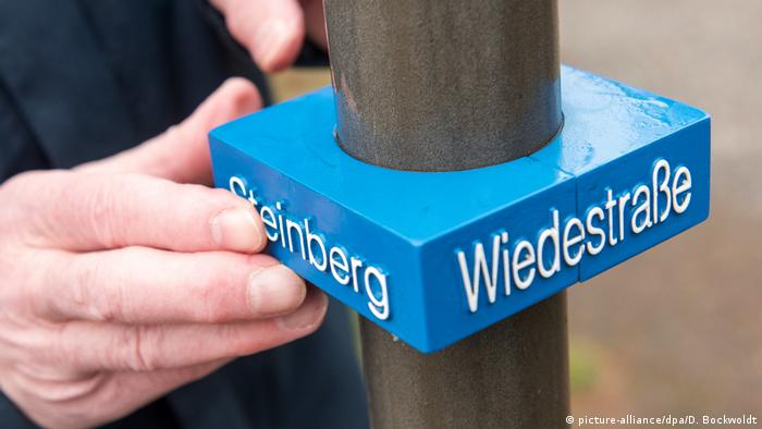 Deutschland BdT Hilfsmittel für Behinderte